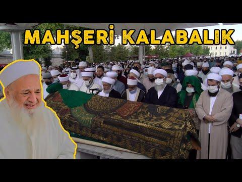 Peygamber Efendimizin Torunu Seyyid İbrahim el-Ahsai'nin Cenaze Namazı