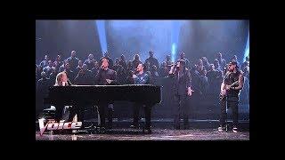 """Coaches Perform """"Let It Be"""" The Voice Australia"""