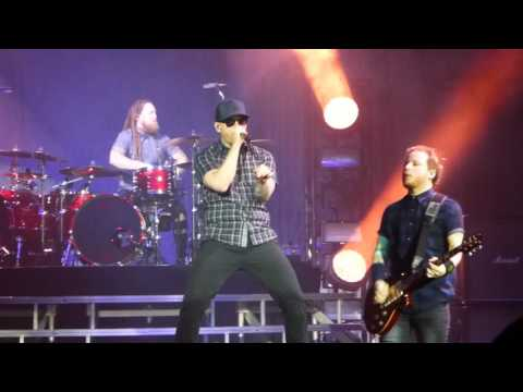 Shinedown - Asking For It LIVE Houston / Woodlands Tx 7/11/15