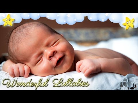 2 Hours Super Relaxing Baby Music ♥♥♥ Bedtime Lullaby For Sw