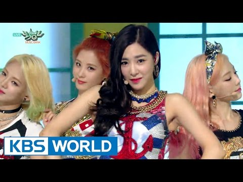 Girls' Generation (소녀시대) - Check / PARTY [Music Bank COMEBACK / 2015.07.10]