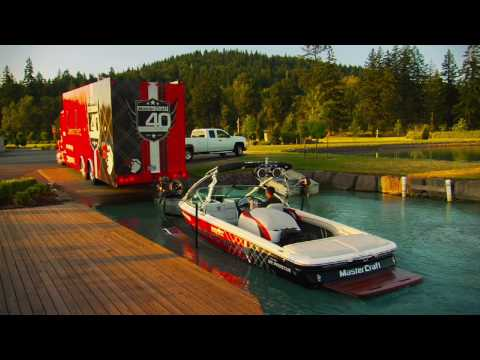 MasterCraft Rewind 2010 - Face To Face Tour With Marcus Brown