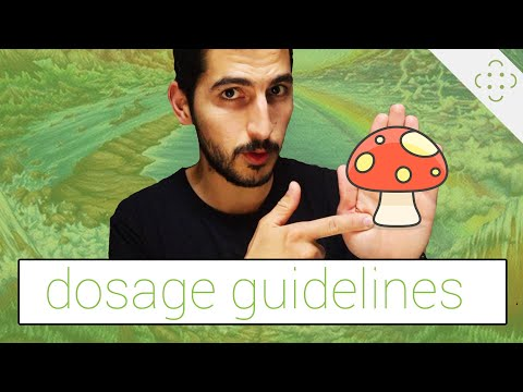 how much psilocybin should you take? | preparation tips