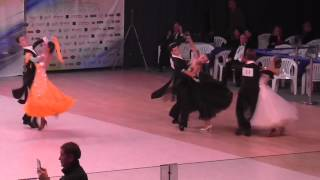 Бальные танцы Молодёжь Быстрый фокстрот