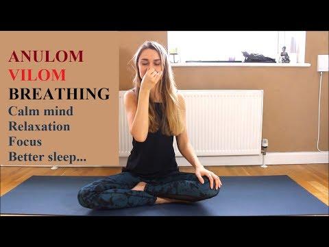 Download Yog Sadhana Lom Anulom Vilom Pranayam English MP3