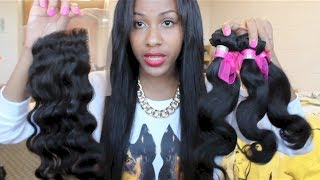 One of Jayla Koriyan's most viewed videos: Affordable Virgin Hair | Aliexpress - Ms Lulas Hair