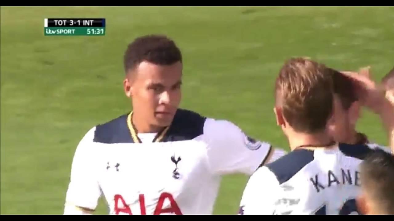 Download Tottenham 6-1 Inter Milan - All goals & highlights HD 1080p - Friendly match 2016