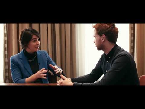 Chloe Smith MP Interview in Anonymous: A Million Men