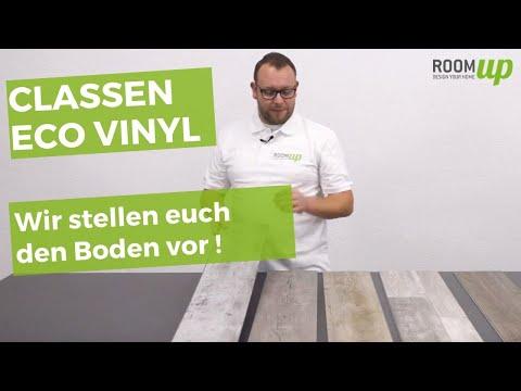 Classen Eco Vinyl - Room Up