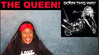 Baixar Lady Gaga - Born this Way Album |REACTION|