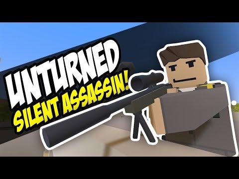 SILENT ASSASSIN - Unturned Hitman | Hit On Admin! (Roleplay)