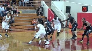 Lincoln vs. Army/Navy, Under Armour Holiday Classic 1st Round, 12/26/12
