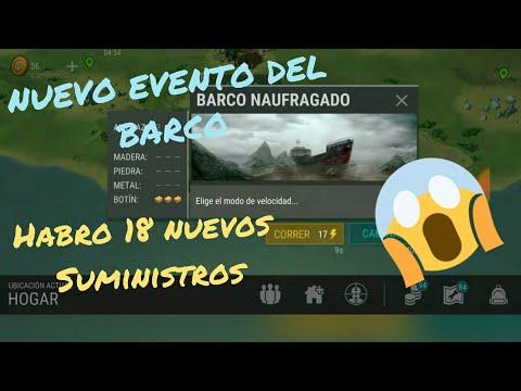 EVENTO DEL BARCO- HABRO 18 nuevos suministros!!! LAST DAY ON EARTH SURVIVAL