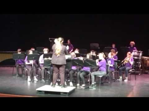 Anacortes middle school intermediate band