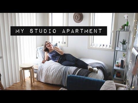 Studio Apartment Tour | Tara's Unofficial Melbourne Apartment Tour