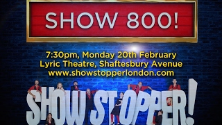 Showstopper! Show 800!