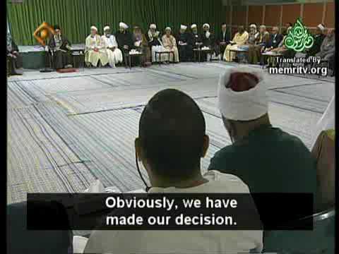 Ayatollah Khamenei - Enemies dont Want Iran to Pursue Nuclear Technology - English
