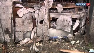 Луганск 24. В Луганск пришла настоящая война. 7 июля 2014 г.
