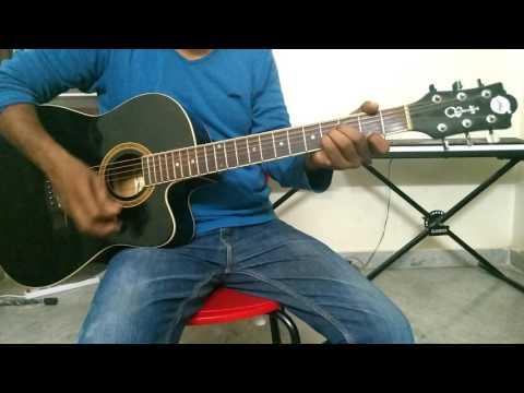 Telugu Christian Guitar Lessons- Sthuthi Incheda Nee Namam