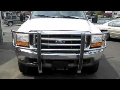 2000 Ford F350 Super Duty V10 Start Up, Engine, and Full Tour