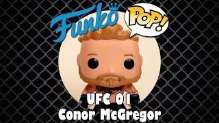 UFC Conor McGregor Funko Pop unboxing (UFC 01)