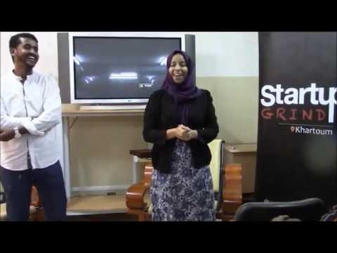 Startup Grind Khartoum Hosted D-Request.com