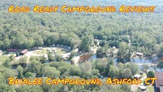 Road Ready Campground Reviews:  Brialee Campground, Ashford Connecticut