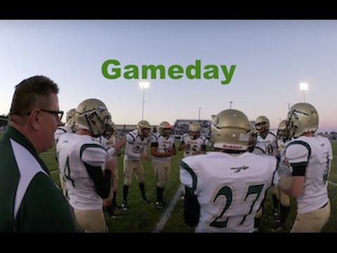 "#1 Vlog ""A normal Gameday"""