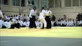 Musubi Aikido-Exámenes de Shodan y Nidan