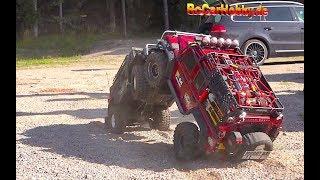 RC Crawler Scaler Action Skogstrail Lida Sweden part 7