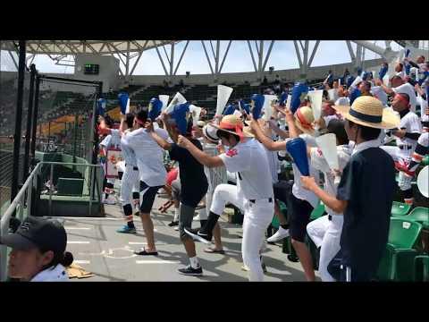 沖縄工業高校野球部 応援 アゲアゲほいほい!