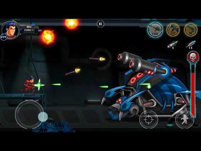 Alpha Guns 2 - Mission 1-3