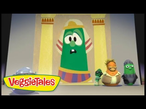 VeggieTales: A Mess Down in Egypt  Silly Song