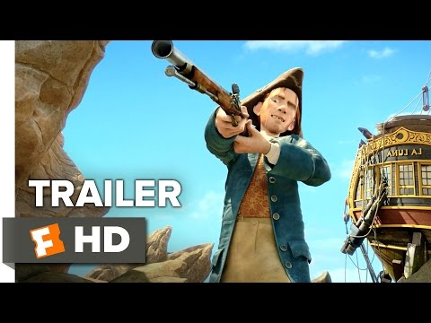 The Wild Life TRAILER 1 (2016) - Ika Bessin, Dieter Hallervorden Animated Movie HD
