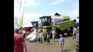 Wystawa rolnicza Szepietowo 2013