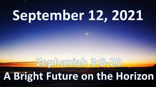 9-12-21 Pastor Sparky