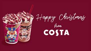 Costa CEO Says Sorry: Black Forest Hot Chocolate 🍒