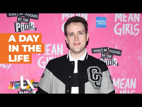 """A Day In The Life Of """"Mean Girls"""" Broadway Actor Grey Henson 