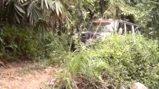 4WD 4x4 Off Road Adventure packages at Janda Baik, Malaysia