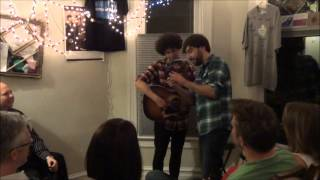 Jeremy Fisher at Victoria House Concert B: Saddle Up the Horse