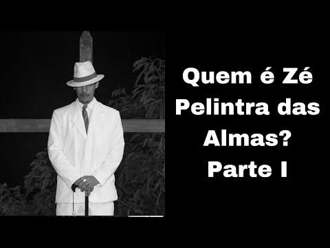 ZÉ PLINTRA  DAS ALMAS EXPLICAÇÃO PARTE 1