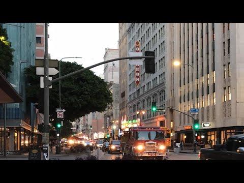 Downtown L.A Theatre District