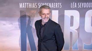 Lambert Wilson, Dani, Philippe Bas and more at the premiere of KURSK at Cite du Cinema in Paris