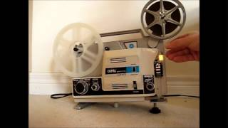 Copal CP77 Dual 8mm variable speed projector