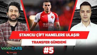 Stanciu, GS'de skorerliğiyle çift hanelere ulaşır   Yağız S. & Mustafa D.