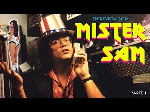 MISTER SAM, O Inventor De GRETCHEN E Da BUNDA MUSIC (Parte 1)