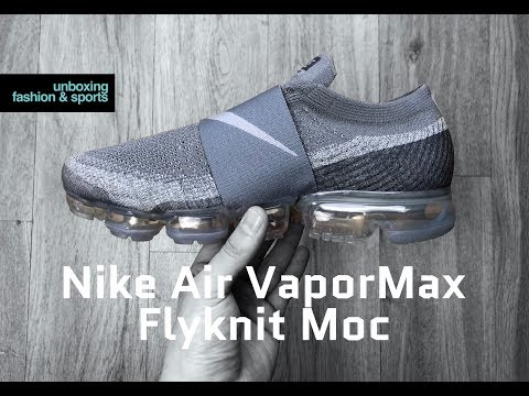 4bdfbbd848a37 Nike Air VaporMax Flyknit MOC Multicolor Review   On-Feet