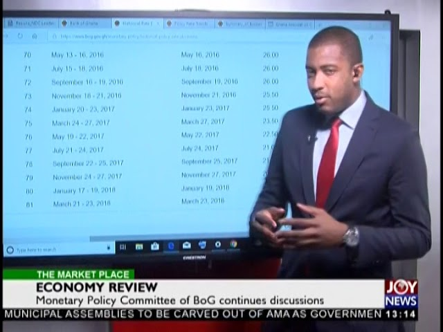 Economy Review - The Market Place on JoyNews (22-11-18)