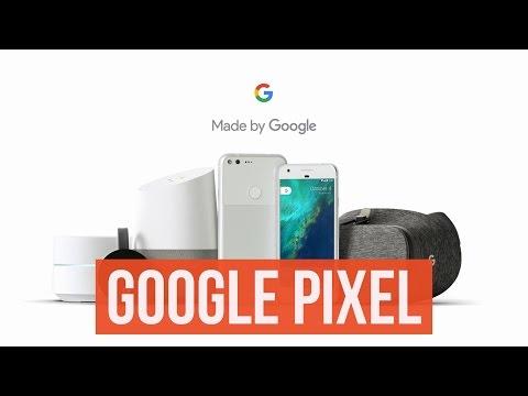 Google Pixel, Chromecast 4K, DayDream View in 4 minuti | #madebygoogle