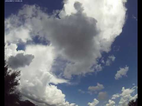 Cloud Camera 2016-08-12: Fred Wild Elementary School